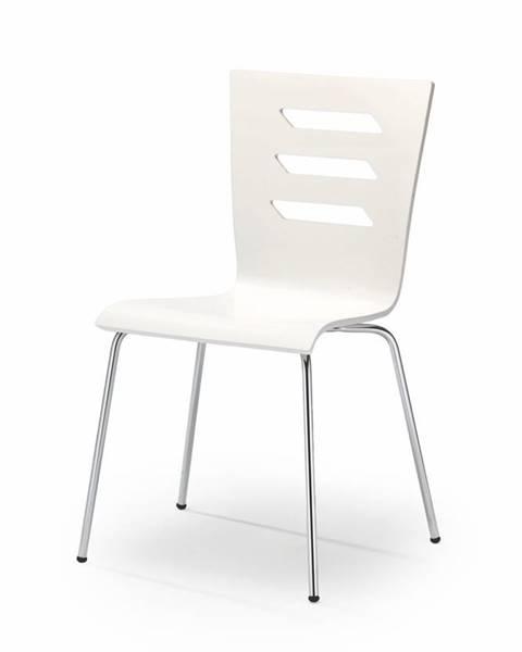 Biela stolička Halmar