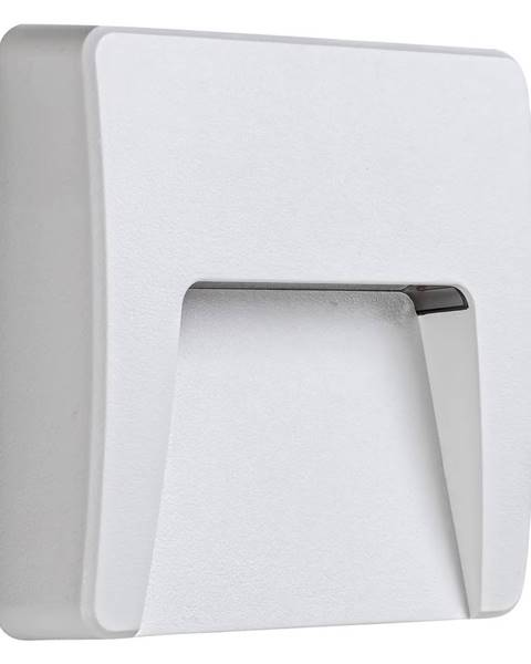 Biele nástenné svietidlo Rabalux