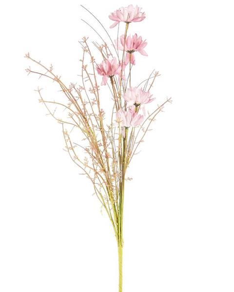 Ružová váza Domarex