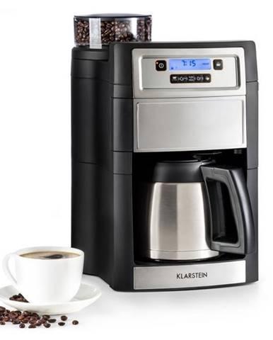 Kávovar Klarstein Aromatica II Therm strieborn
