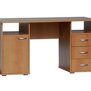 Písací stôl KUBA buk